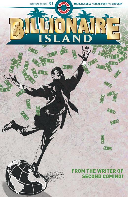 Billionaire Island #1-6 (2020) Complete