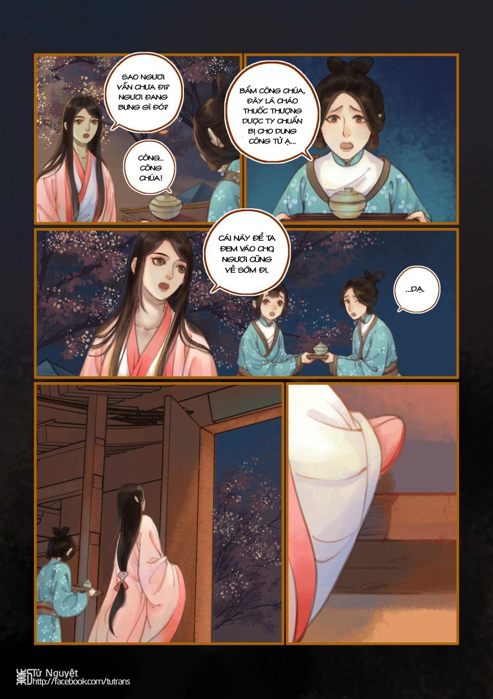 Phượng Tù Hoàng Chapter 16 - Trang 17