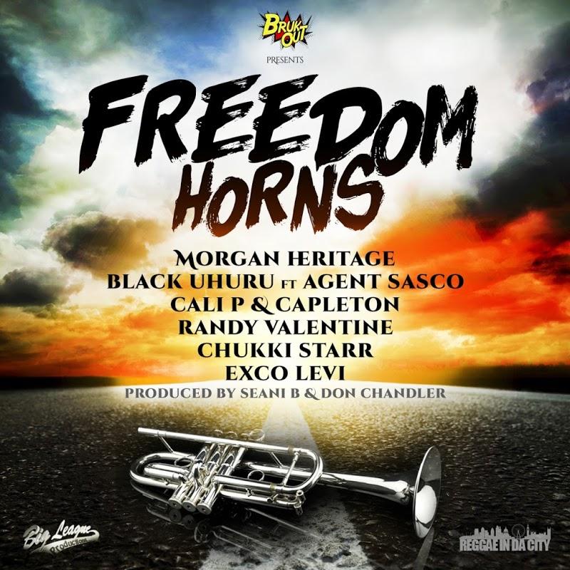 Poster for Freedom Horns