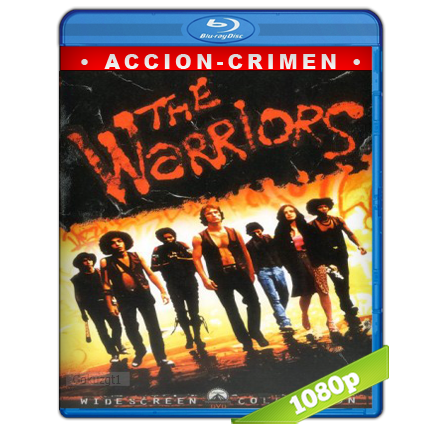 descargar Los Guerreros [1979][BD-Rip][1080p][Trial Lat-Cas-Ing][Crimen] gratis