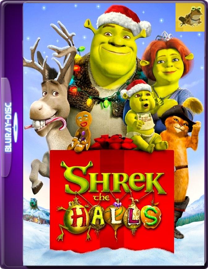 Shrek: Ogrorosa La Navidad (2007) Brrip 1080p (60 FPS) Latino