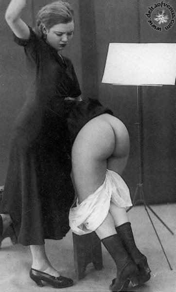 Vintage hairy nude-1422