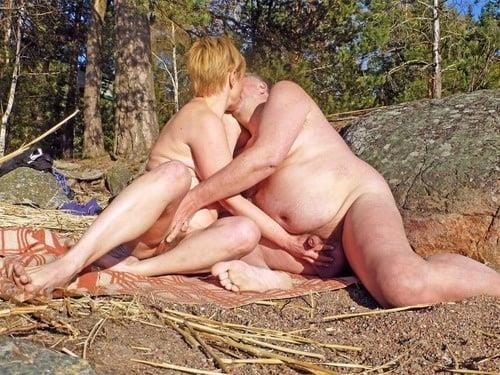 Mature nude beach pic-8857