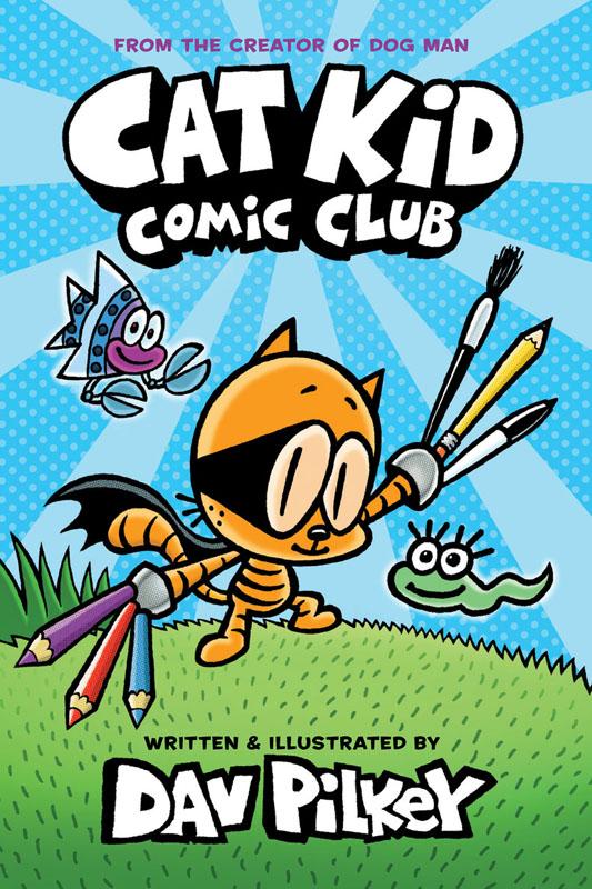 Cat Kid Comic Club (2020)