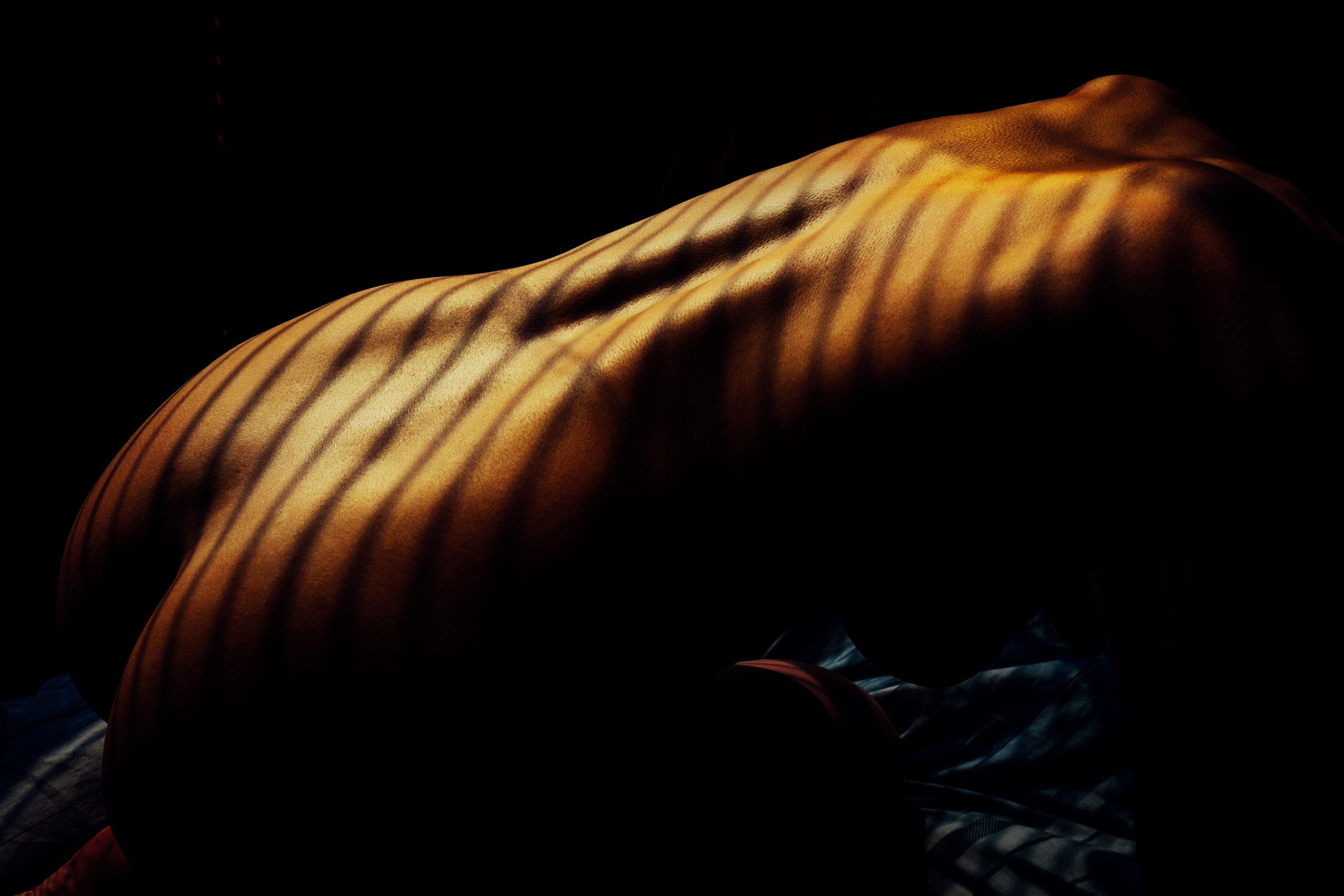 Clara Rene nude by Yan Senez