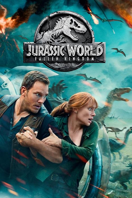 Jurassic World: Upadłe królestwo / Jurassic World: Fallen Kingdom (2018) MULTi.REMUX.2160p.UHD.Blu-ray.HDR.HEVC.DTS-X7.1-DENDA / DUBBING i NAPISY PL