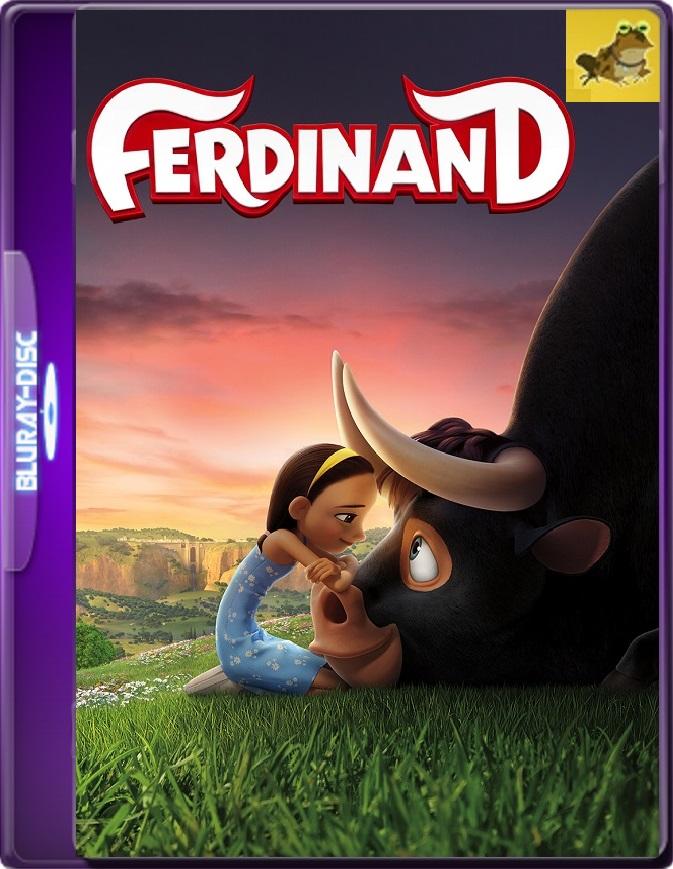 Olé: El Viaje De Ferdinand (2017) Brrip 1080p (60 FPS) Latino