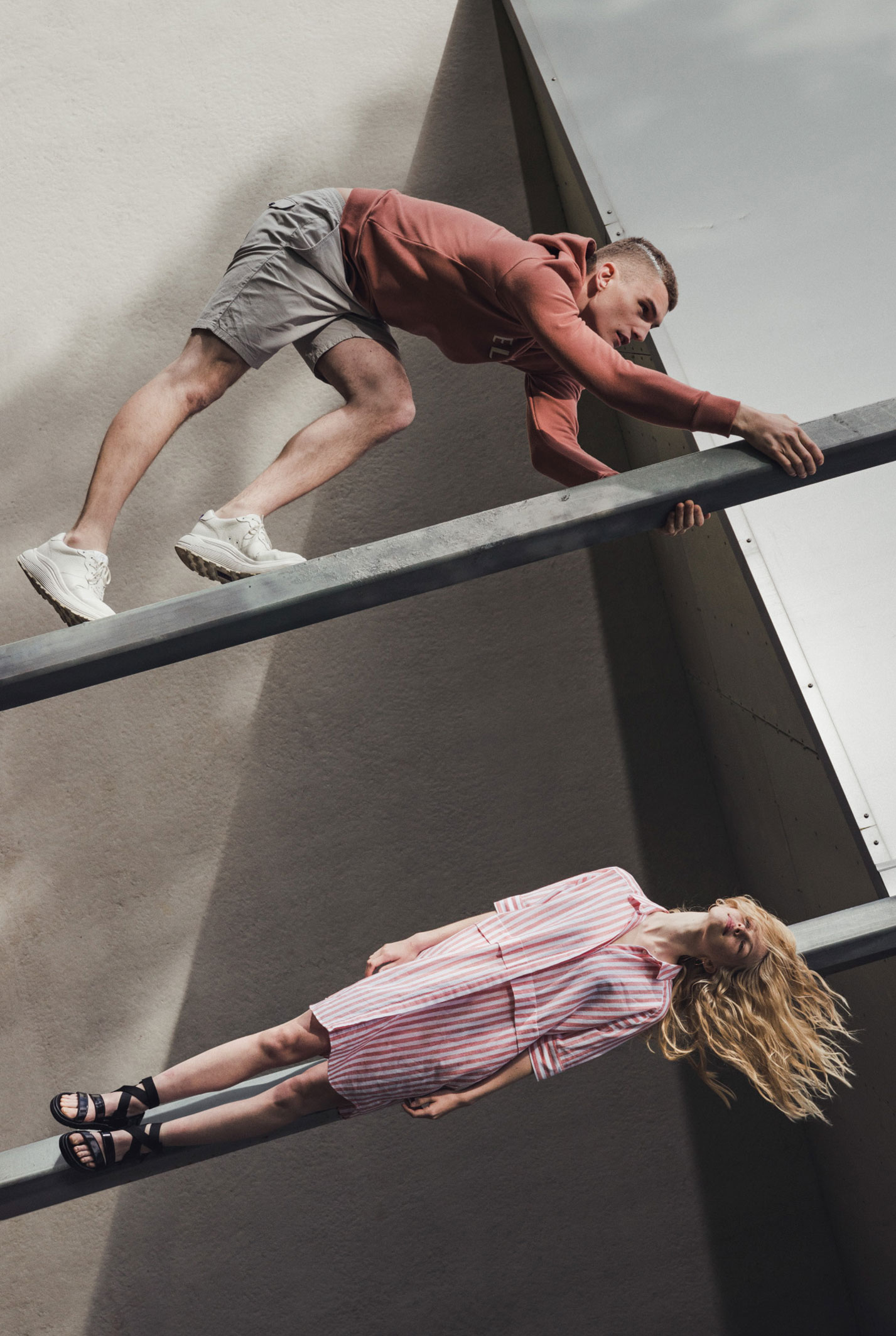 Elvine Clothing spring-summer 2018 by Marco and Kristian (AORTA Photo)