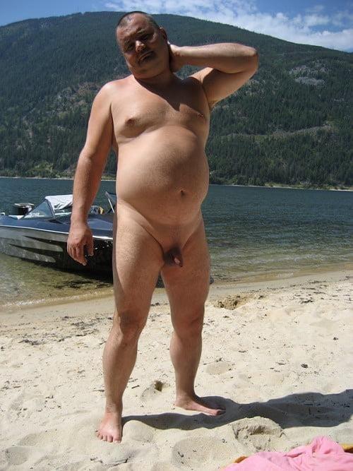 Mature nude beach pic-9283