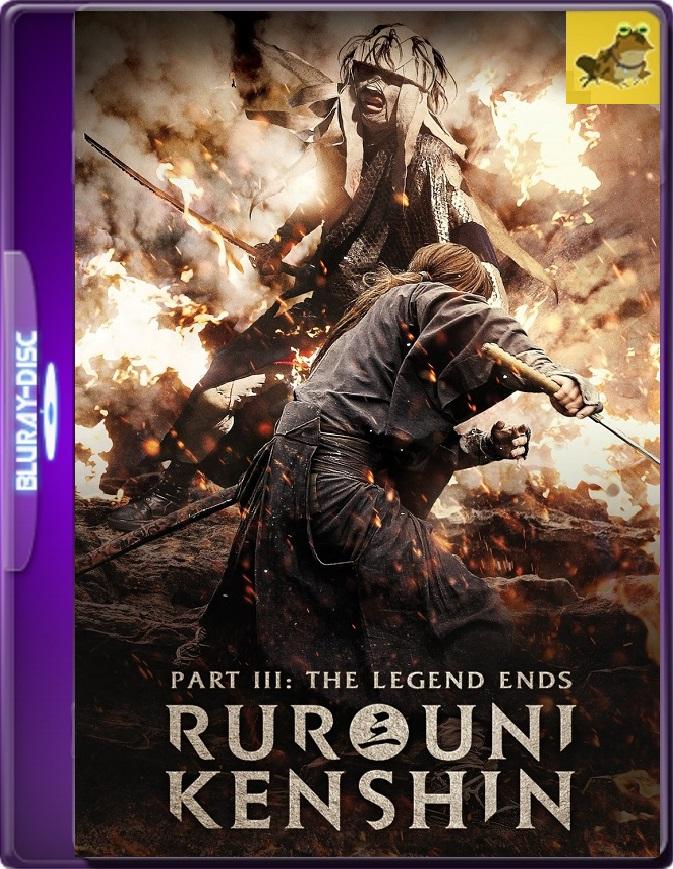 Kenshin, El Guerrero Samurái 3: El Fin De La Leyenda (2014) Brrip 1080p (60 FPS) Latino / Japonés
