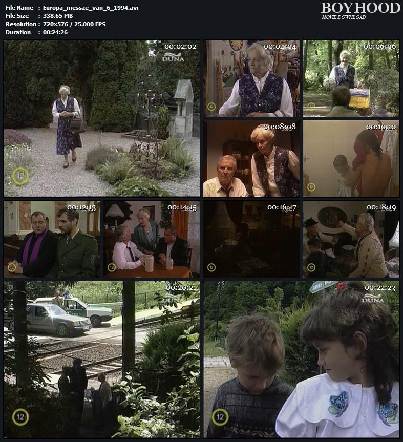 Europa messze van episode 6 - 1994