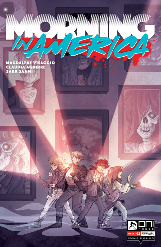 Morning In America #1-2 (2019)