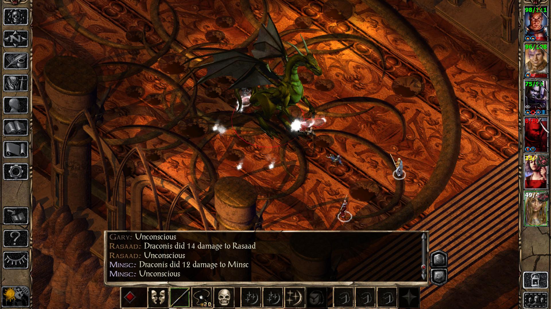 Baldurs Gate 2: Enhanced Edition Captura 3