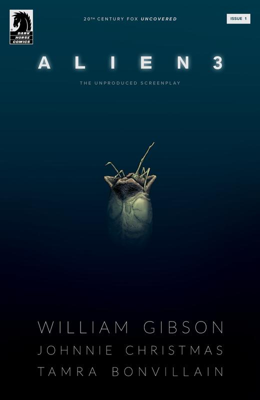 William Gibson's Alien 3 #1-4 (2018-2019)