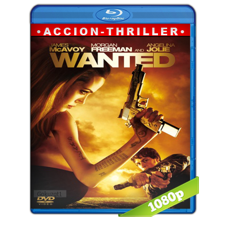 descargar Se Busca [2008][BD-Rip][1080p][Trial Lat-Cas-Ing][Accion] gratis