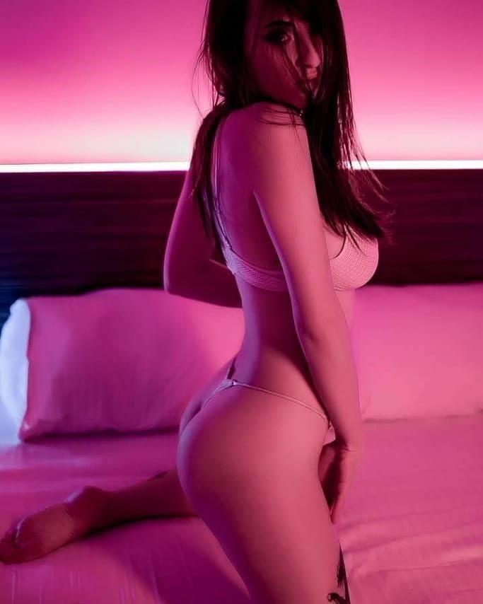 Nude tanning bed selfies-8161
