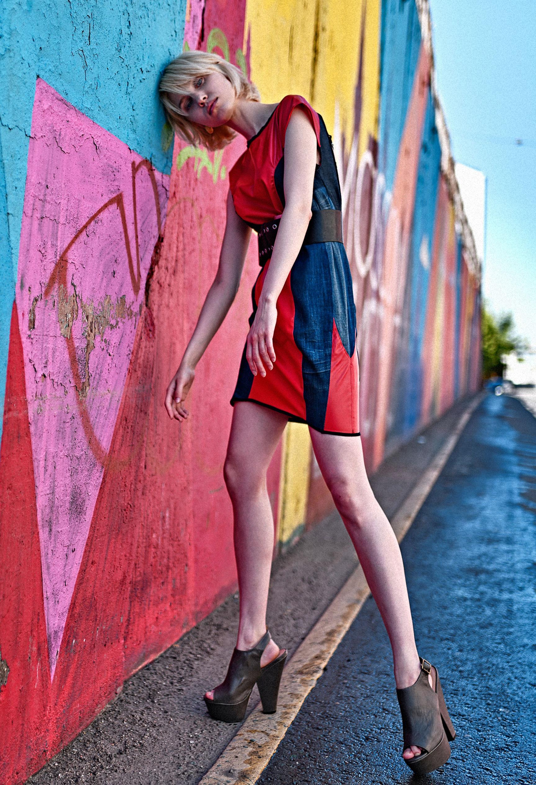 Модная граффити-прогулка Елены Митинской / фото 04
