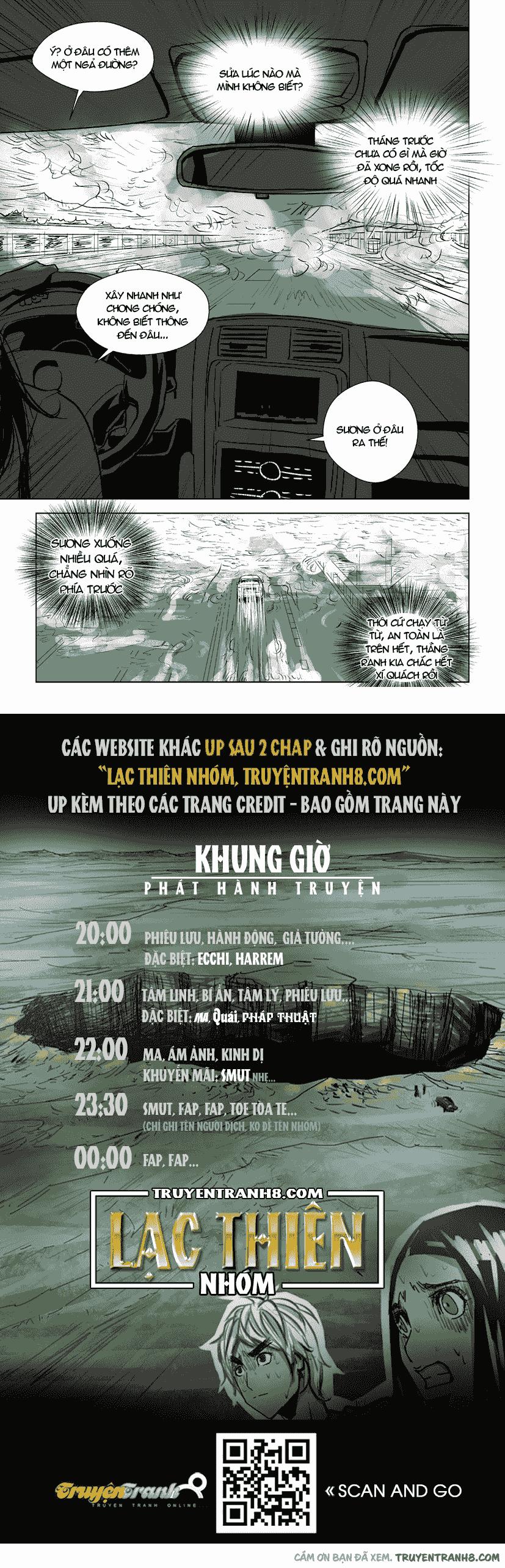 Thâu Hồn Chap 1 . Next Chap Chap 2