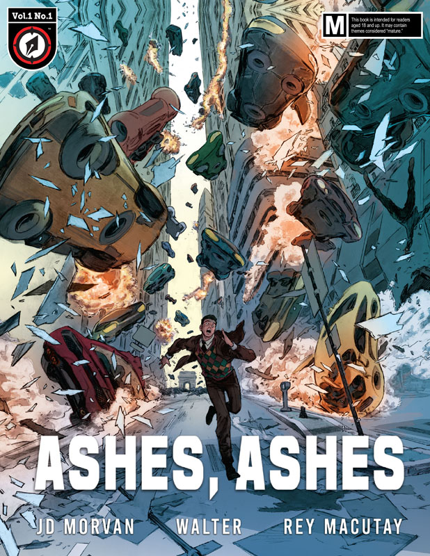 Ashes, Ashes 01-05 (2021)