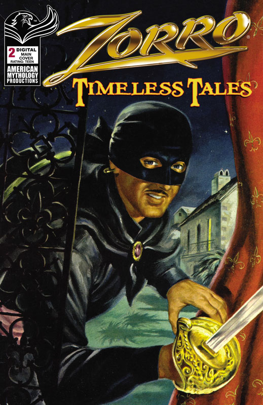 Zorro Timeless Tales #1-2 (2020)