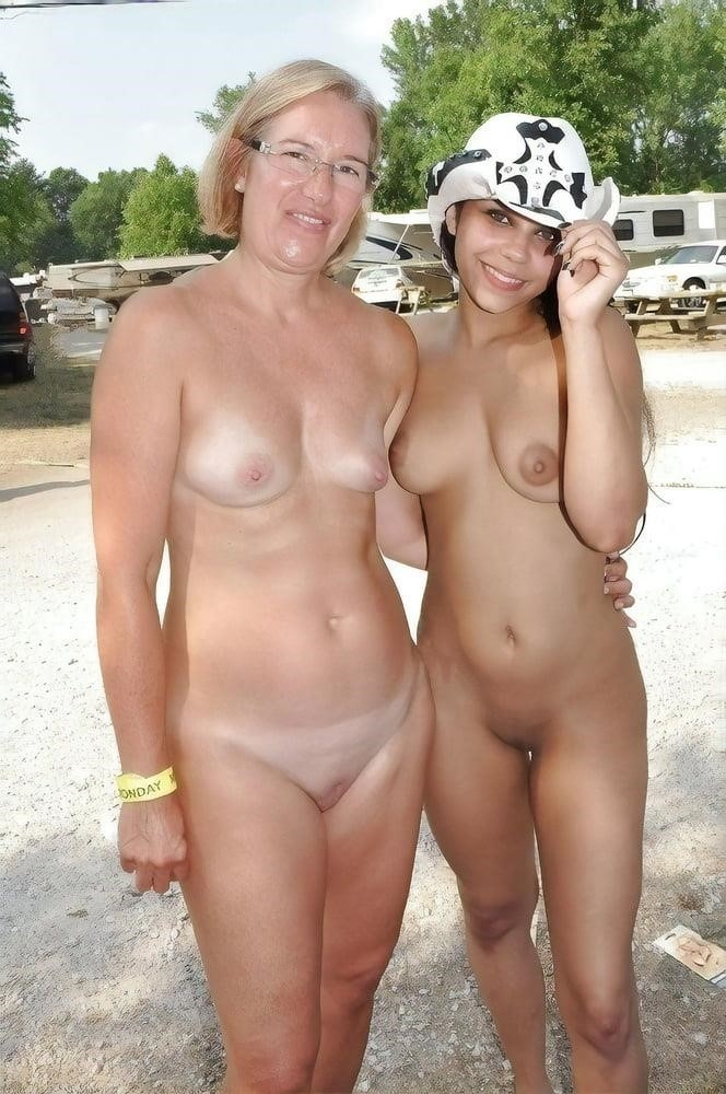 Nude hairy beach pics-6756
