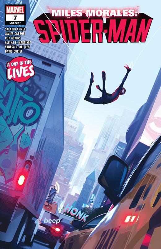 Miles Morales - Spider-Man #1-19 (2019-2020)