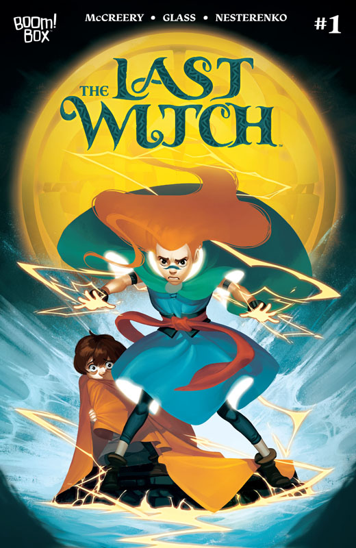 The Last Witch 01-05 (2021) Complete