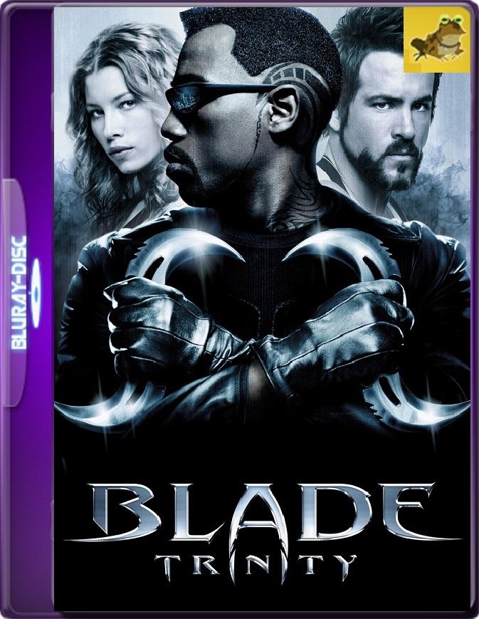 Blade: Trinity (2004) Brrip 1080p (60 FPS) Latino / Inglés
