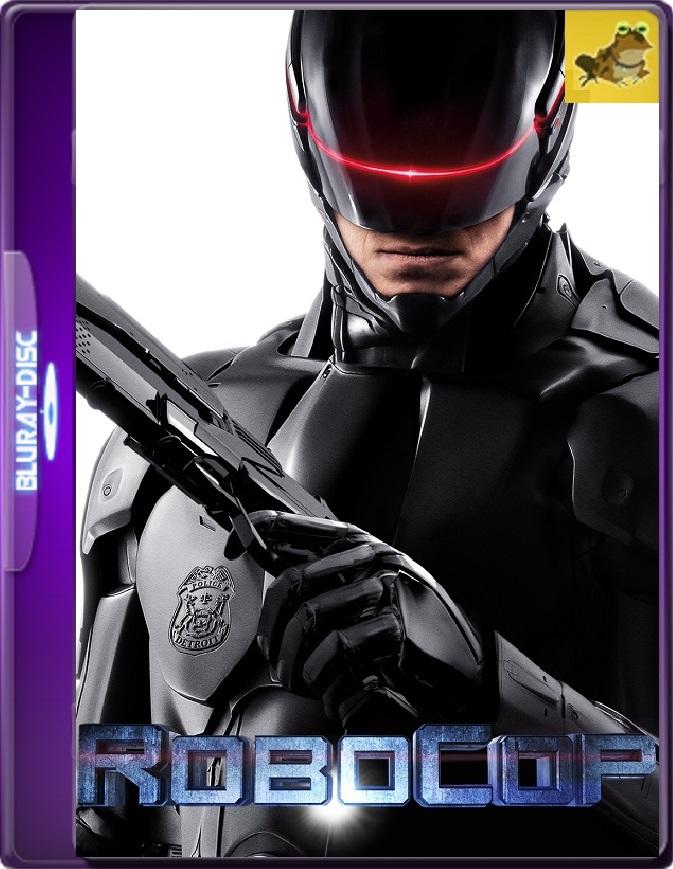 Robocop (2014) Brrip 1080p (60 FPS) Latino / Inglés