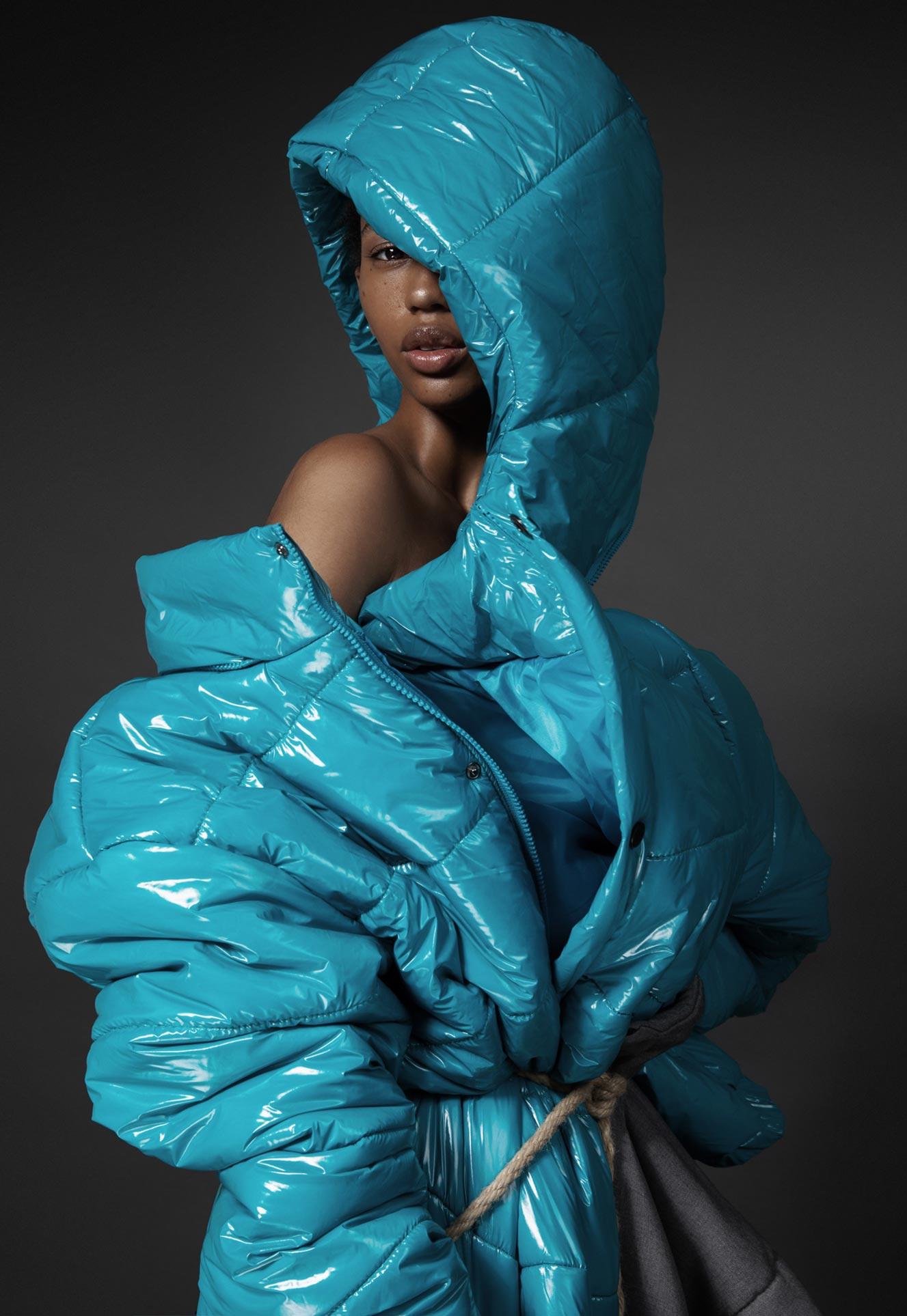 Нетрадиционный взгляд на модную одежду / фото 22