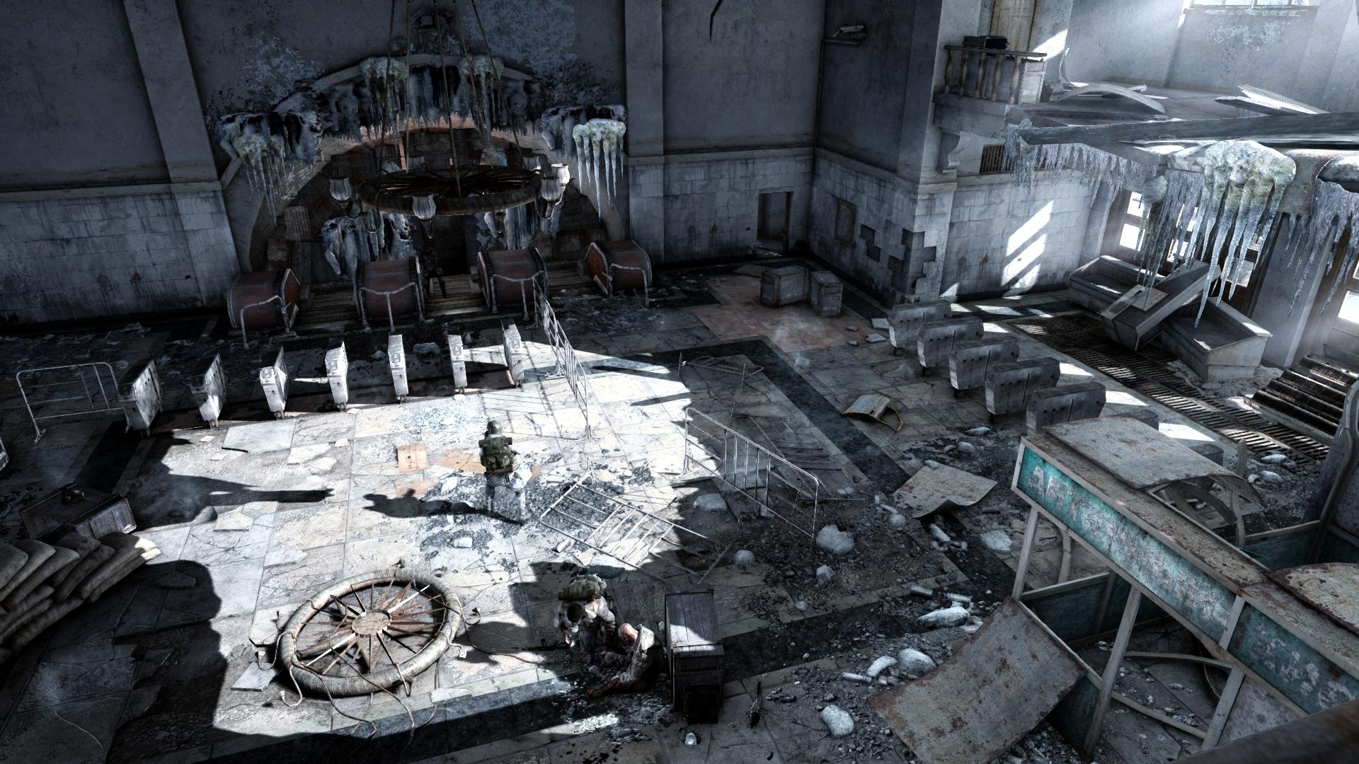 Metro 2033 Redux Captura 2