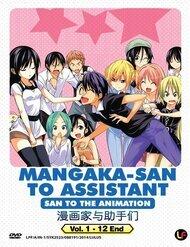 Tác Giả Manga Và Cô Phụ Tá