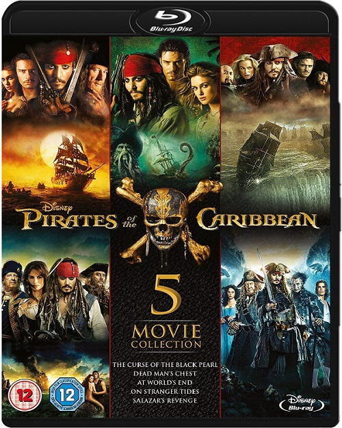 Piraci z Karaibów / Pirates of the Caribbean (2003-2017) COLLECTiON.V2.MULTi.720p.BluRay.x264.DTS.AC3-DENDA / LEKTOR, DUBBING i NAPISY PL