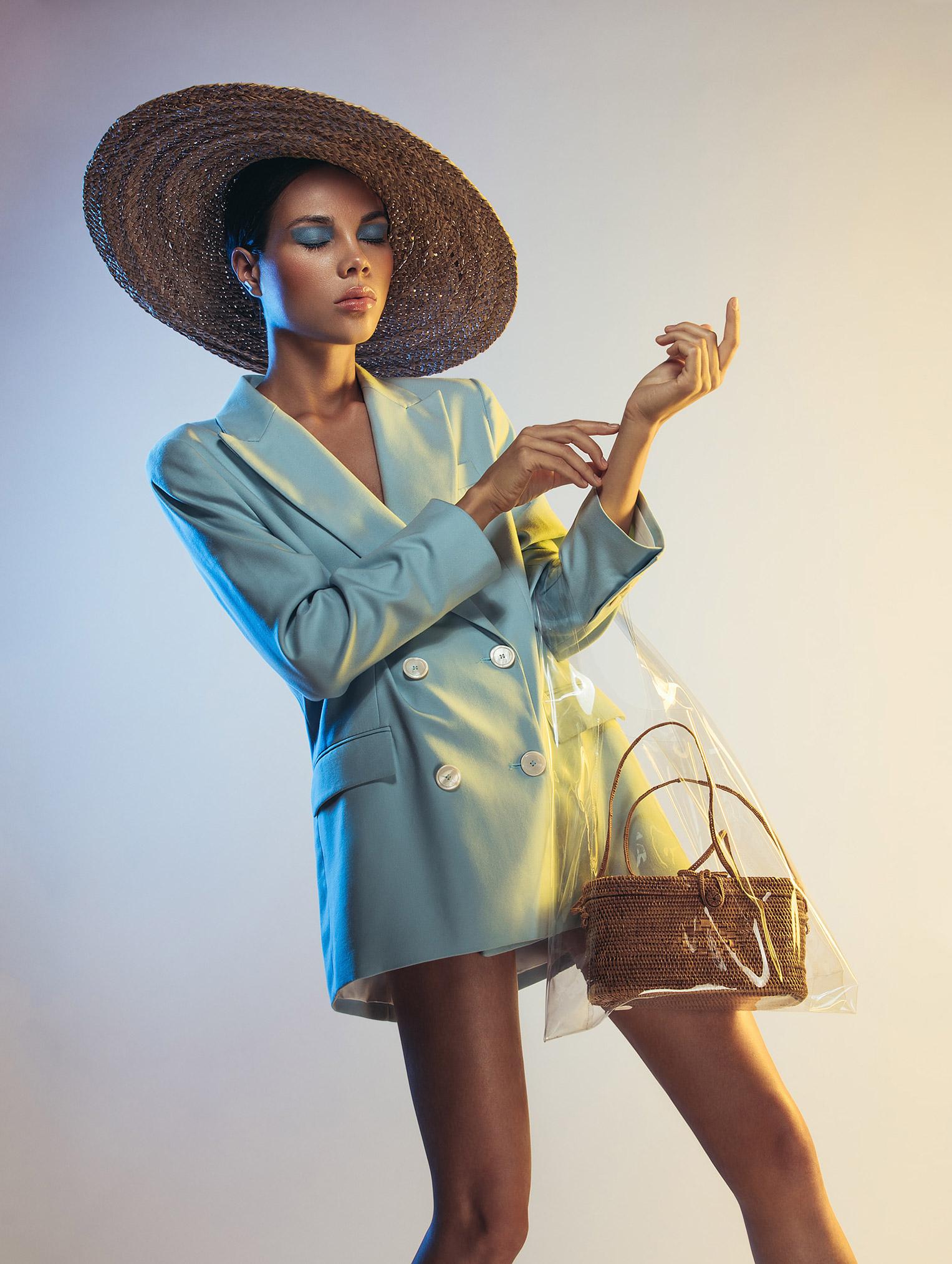 Джейн в каталоге модной одежды LouLou 2019 / фото 09