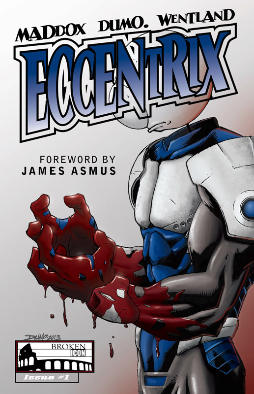Eccentrix #1-2 (2015)