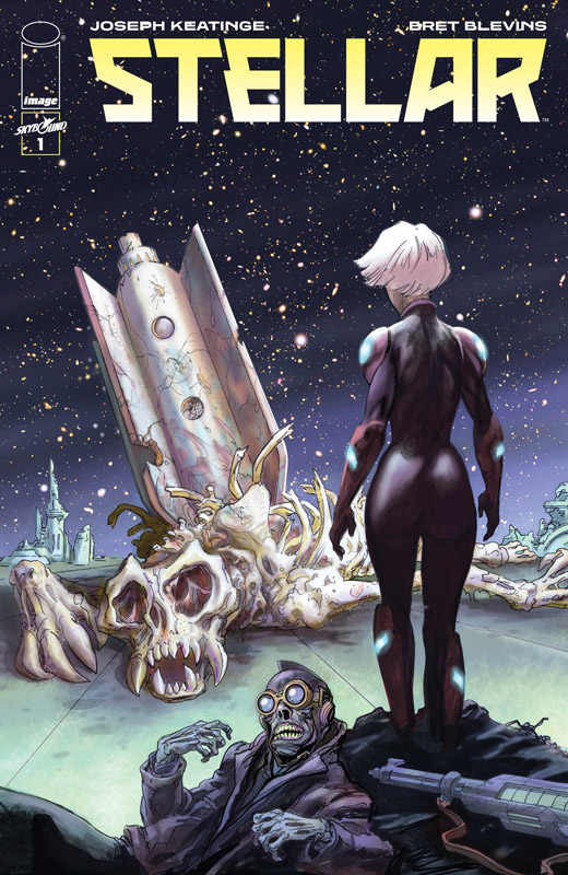 Stellar 001 (2018)