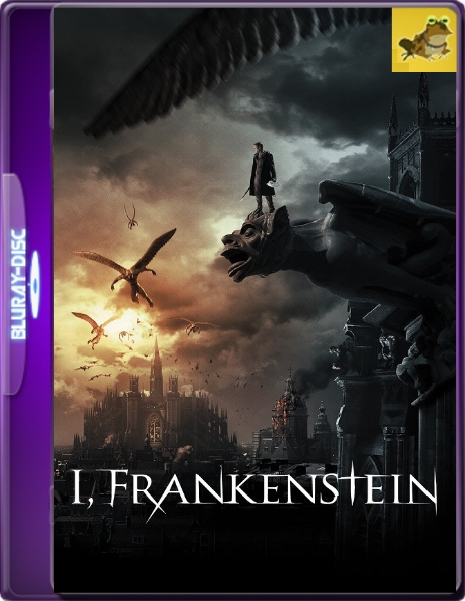 Yo, Frankenstein (2014) Brrip 1080p (60 FPS) Latino / Inglés