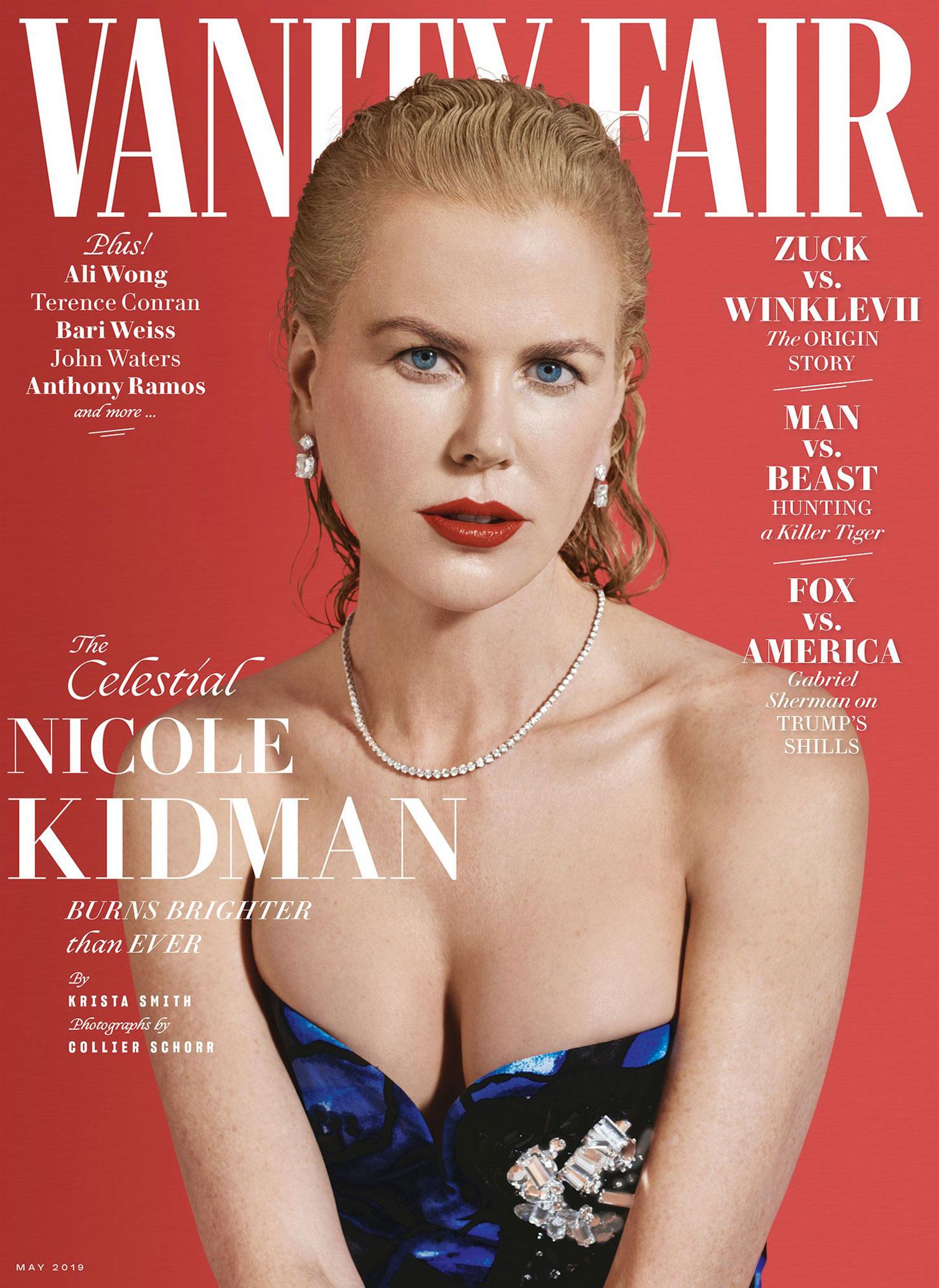 Николь Кидман в журнале Vanity Fair, май 2019 / фото 11