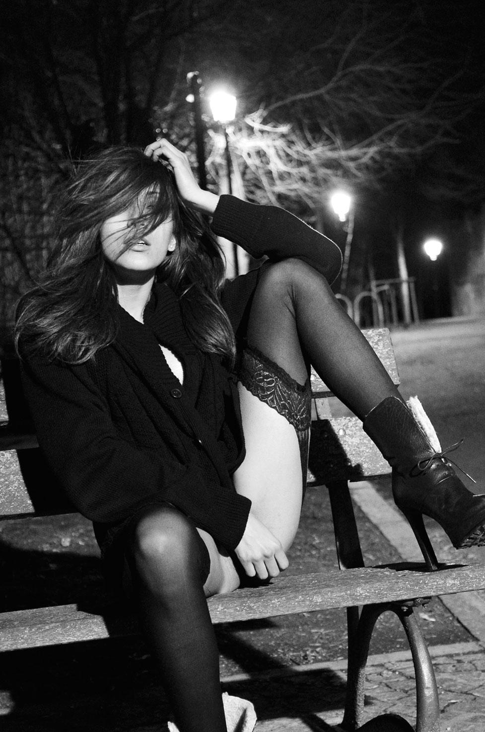 Carolina Das by Alessandro Caramagna / Yume Magazine