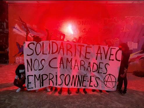 Солидарность с нашими товарищами в тюрьме