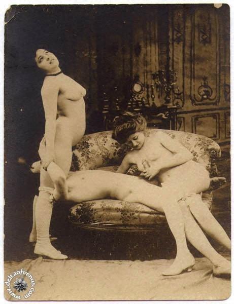Vintage hairy nude-6496