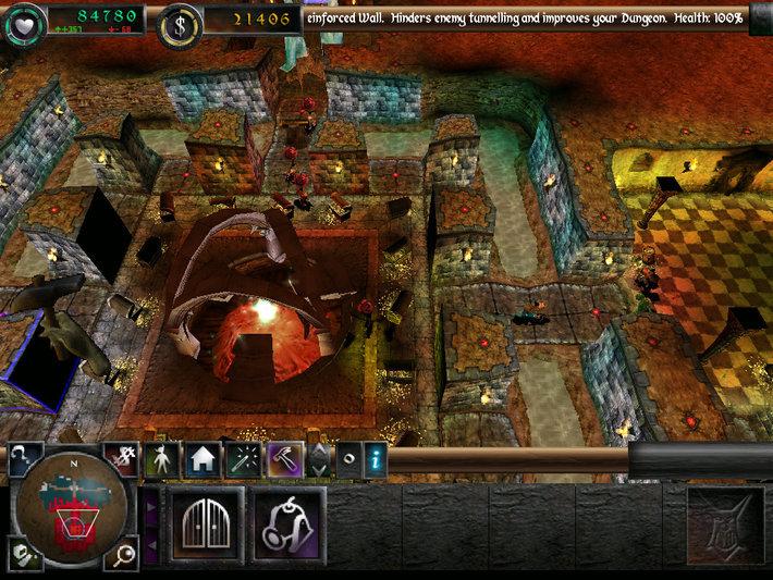 Dungeon Keeper 2 Captura 2
