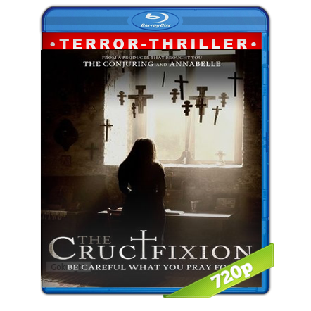 descargar La Crucifixion [BDRip m720p][Trial Lat/Cast/Ing][VS][Terror](2017) gartis