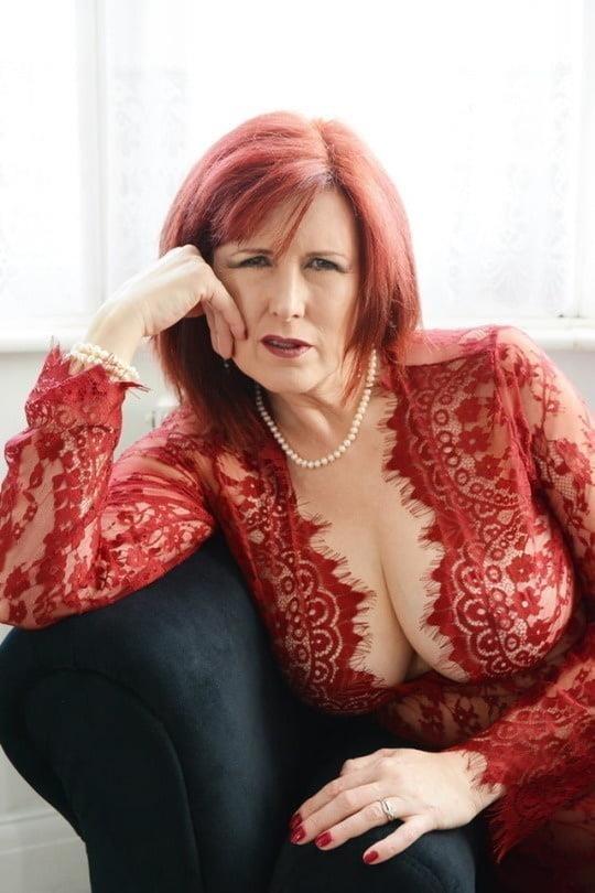 Nude lingerie mature-5862