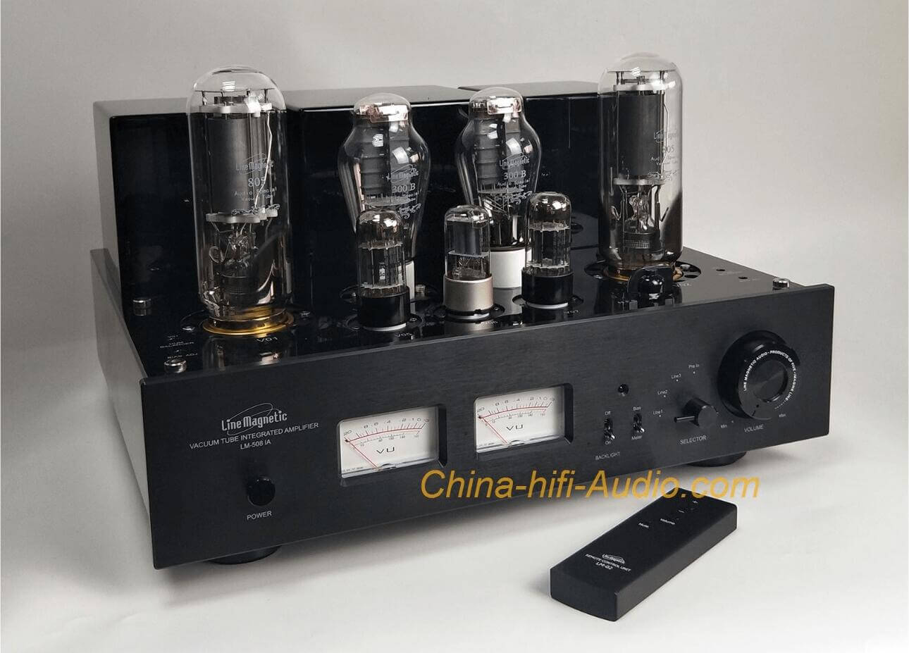 China-hifi-Audio Newly Presented Line Magnetic Amplifier To Offer Better Audiovisual Effects For Home Audio System