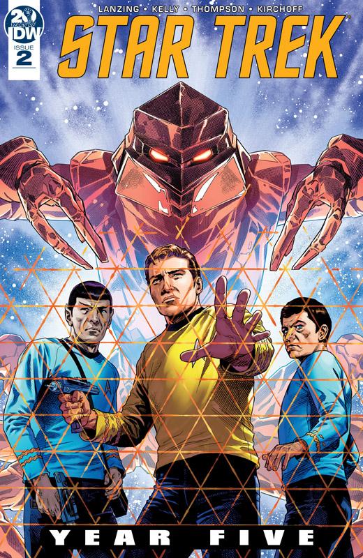 Star Trek - Year Five #1-6 (2019)