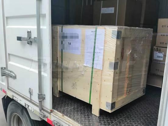 Bundor High Quality Knife Gate Valve Exported to Tanzania