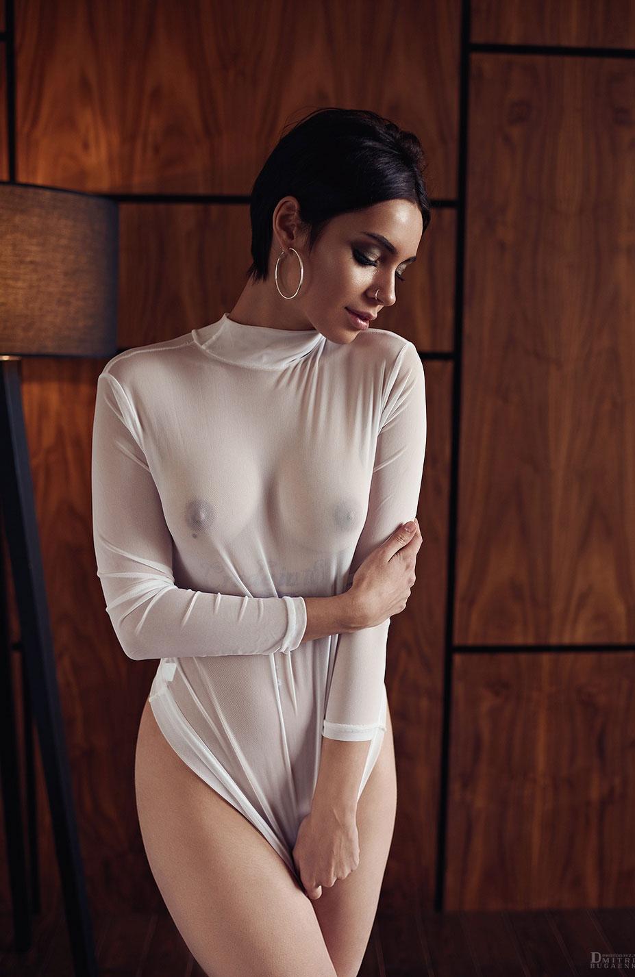 Сексуальная и почти голая Таня Фрост / фото 19