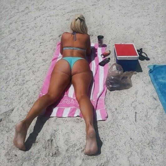 Big blonde booty porn-5290