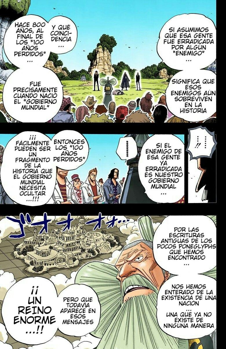 One Piece Manga 391-398 [Full Color] PmMM2OLR_o